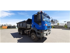 Iveco Wywrotka IVECO MAGIRUS AG T2L