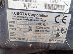 KUBOTA KX 80-3