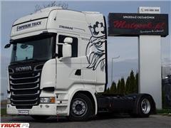 Scania R 410 / TOPLINE / LOW DECK / MEGA / I-COOL / RETAR