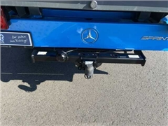 Mercedes Sprinter 216  CDI Pritsche AHK Sitzheizung 1Hand