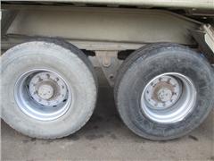 Naczepa wywrotka BENALU 2x SMB Axle, Tipper Traile