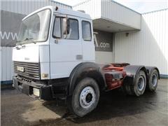 Iveco Magirus 260 E 34 , V8 , ZF manual , 6x4 , Spring s