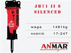 Nowy młot hydrauliczny JAB JB71
