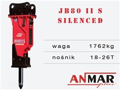 Nowy młot hydrauliczny JAB JB80