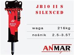 Nowy młot hydrauliczny JAB JB10