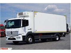 Mercedes / ATEGO / 1223 / EURO 6 / CHŁODNIA + WINDA / 15 PA