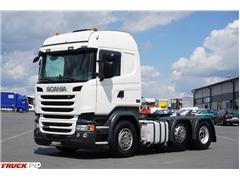 Scania / R 450 / 6 X 2 / EURO 6 / PUSHER / DMC 65 000 KG
