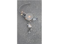 Pompa obudowa termostatu rolka Mercedes Atego