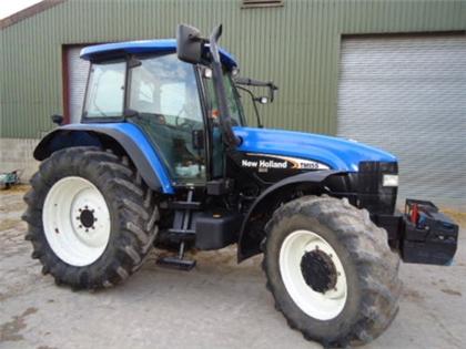 2003 New Holland TM 155