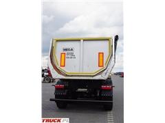 mega / WYWROTKA / RYNNA / STALOWA / 26 M 3 / OŚ PODNOSZ