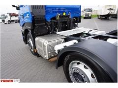 Iveco / STRALIS / 510 / 6 X 2 / EURO 6 / PUSHER / RETARD