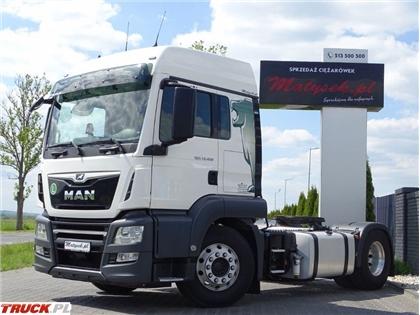 MAN TGS 18.460 / RETARDER / PRZYSTAWKA PTO / I- COOL /