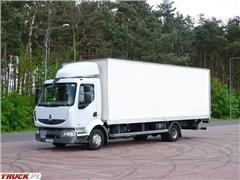 Renault MIDLUM 220 DXI Kontener Winda kabina 3 miejscowa