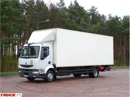 Renault MIDLUM 220 DXI Kontener Euro Przebieg Udokumentowa