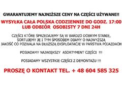 Klawiatura głowicy MAN L2000 LE 8.224,220