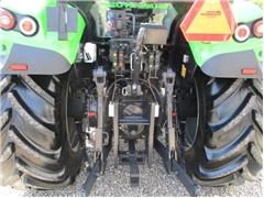 Ciągnik kołowy DEUTZ-FAHR Fahr 6180 TTV
