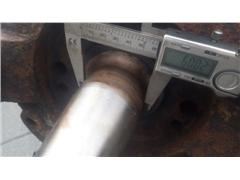Zawieszenie przednie Belka MAN F90 koła R19.5