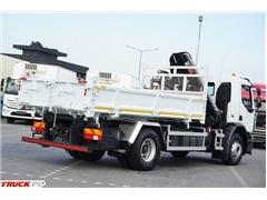 Renault PREMIUM / 320 / WYWROTKA + HDS / PILOT / ROTATOR /