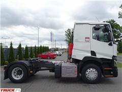 Renault T 460 / RETARDER / PEŁNY ADR / NISKA KABINA / WAGA