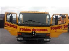 Mercedes Atego kabina Sypialna Pomoc drogowa