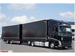 Volvo / FH / 500 / XXL / ACC / EURO 6 / ZESTAW PRZEJAZDO