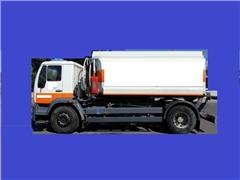 Autocysterna  MAN / Willig do dystrybucji paliwa
