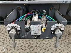 Krone 2 osie Burg Silvergreen DC02 / BPW / 40 mm