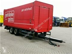 Przyczepa Orten platforma do transportu napojów AG