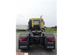 MAN TGS 18.480 / 4 X 4 / DZIENNA KABINA / RETARDER / H