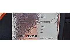 ŁYŻKA PRZESIEWAJĄCA HYDRAULICZNIE - ZIXOR X200