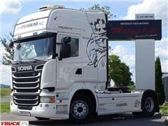 Scania R 450 / TOPLINE / RETARDER / I-COOL / TV / EURO 6