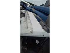 MAN L2000 LE ściana czołowa pas przedni kabina