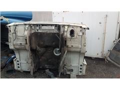 Kabina podłoga tunel MAN L2000 LE