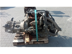 Silnik OM924 LA Mercedes Atego 1222 822