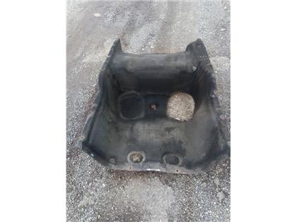 Wygłuszenie Kabiny silnika Mercedes Atego